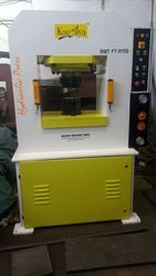 Coin Making Machine - 100 Hydraulic Press Machine Manual Model