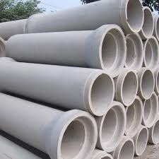 Cement RCC Spun Pipes