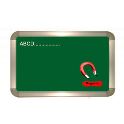ceramic steel magnetic green chalk board