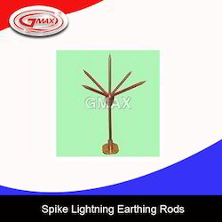 Spike Lightning Earthing Rods