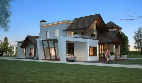 House Front Elevation Design Building Elevation Services