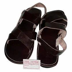 Leather Straps Sandal