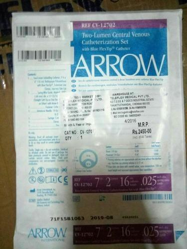 arrow cvc double triple lumen catheter at rs 900 piece triple