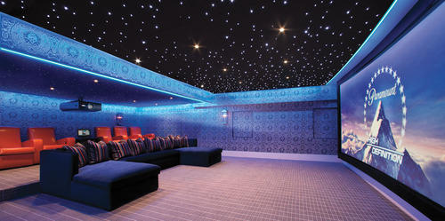 Home Theatre Star Ceiling Optic Fiber Light