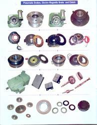Pneumatic Brakes, Electro-magnetic Brake