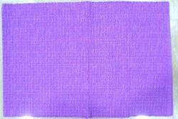 Purple Cotton Placemats