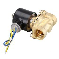 Brass Electric Solenoid Valve Water