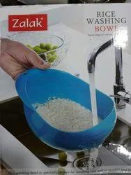 Zalak Rice Washing Bowl
