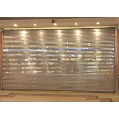Perforated Sheet Shutter