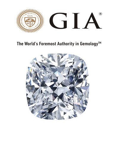 Image result for gia certified cushion