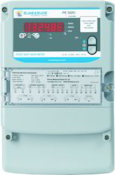 Elmeasure Prepaid Energy Meter, for Industrial