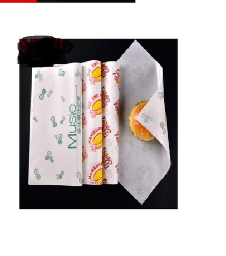 Customize Printed Butter Paper