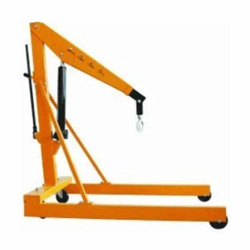 Mobile Crane Jib : Mobile floor jib crane gurus