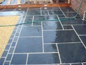 Black Lime Paving Slabs