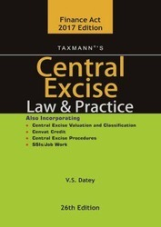 Lawyer For Central Excise