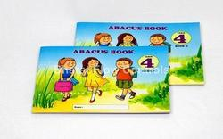 Abacus Book 4th Level (Set of 10)