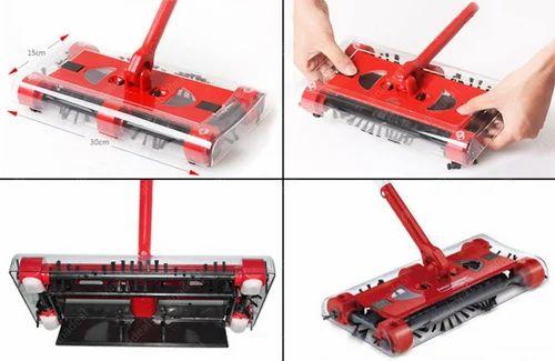 Folding Swivel Sweeper Cordless Vacuum Cleaner, Cordless Vacuum Sweeper,  कॉर्डलेस वैक्यूम क्लीनर - Orange Exim Pvt.ltd., Rajkot | ID: 11045912430