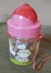 Transparent Kids Sipper