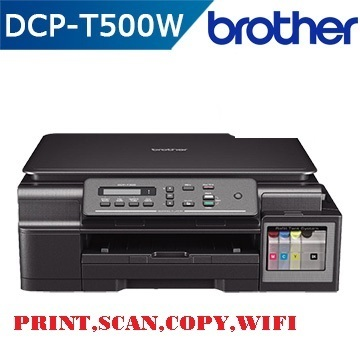 Brother Dcp T500w All In One Printer