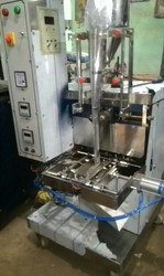Sauce Pouch Packing Machine