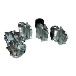 Aluminium Automotive Oil Filter Body