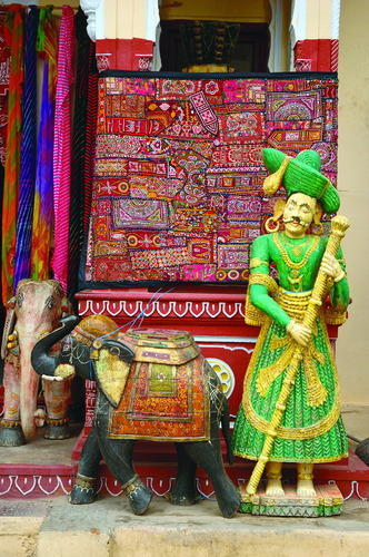 Colourful Rajasthani Handicrafts Pawan Handicraft Industries