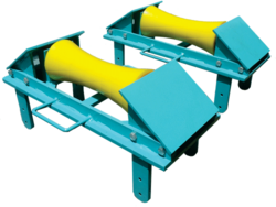 Beam Clamp Pipe Roller