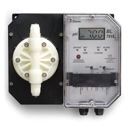 three phase auto controller metering pump, max flow rate 2 1000