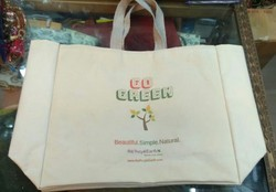 Printed Cotton Grocery Bag