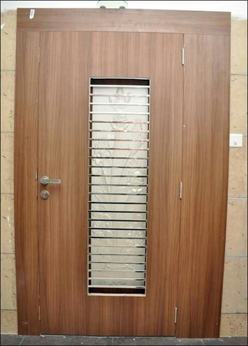 Wood Laminated Grill Door