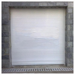 Automatic Motorised Rolling Shutter