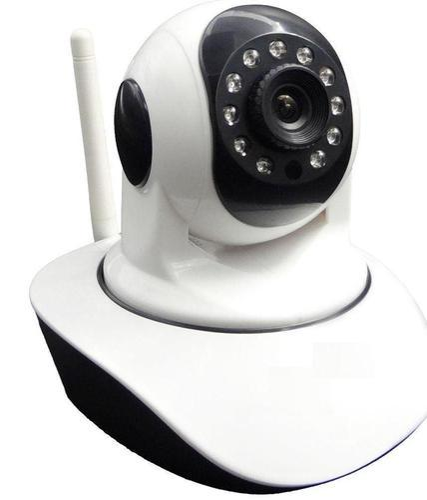 Ip Camera Cctv Wireless 360% Security 10 Ir Led Night Vision