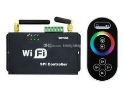LED WiFi Controller With Touch PED Controller
