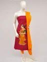 Stylish Doll Drop Dress Material