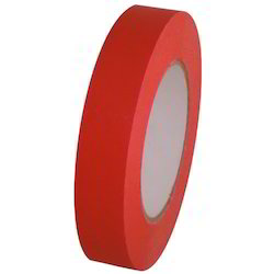Masking Tape Red