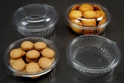 Bakery Containers Round