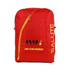Red Salute Backpacks