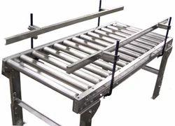 SS Slat Chain Conveyor