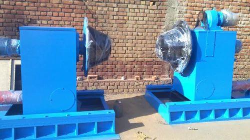 Heavy Duty Decoiler Cone Type Machine