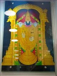 Balaji Color Printed Glass