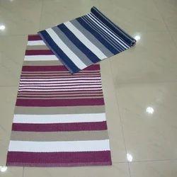 Plastic Stripe Rugs