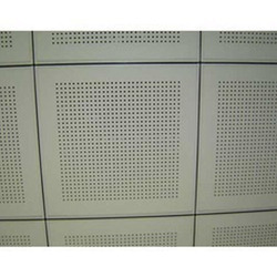 Sheet Metal Perforated Tiles For Ceiling