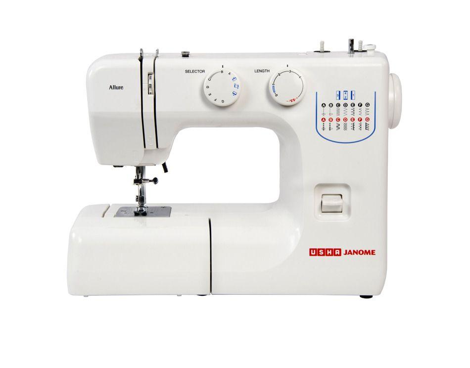 Usha Allure 40 Stitch Automatic Sewing Machine Find Prices Amazing Usha Sewing Machine Showroom In Kolkata