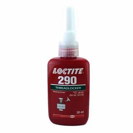 Loctite 290 Wicking Grade Threadlocker, Grade Standard: Industrial