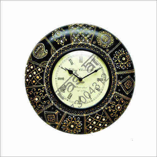 Handicrafts Wall Clocks, Wall Clocks - ISHA ART N CRAFTS (Sister ...