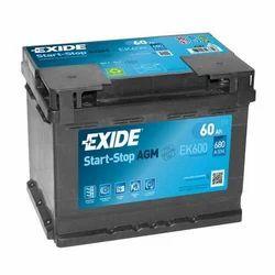Exide Start Stop AGM Battery