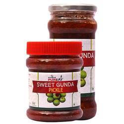 Sweet Gunda Pickle