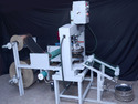 Fully Automatic Vertical Hydraulic Pattal Making Machine