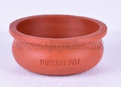Clay Biriyani Pot