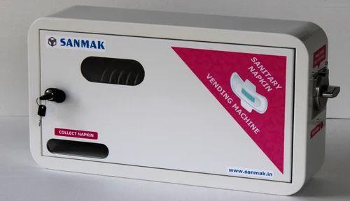 manual sanitary napkin vending machine at rs 4700 piece sanitary rh indiamart com